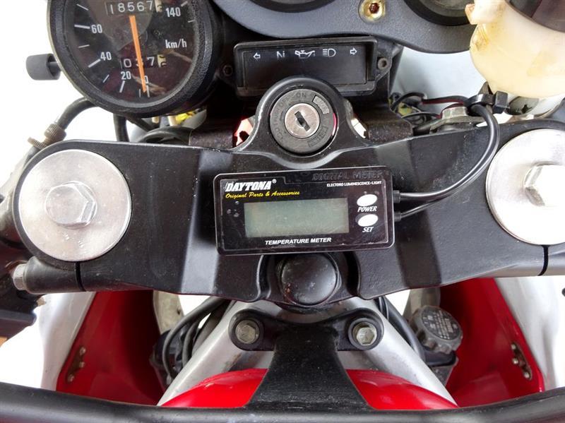 DAYTONA(バイク) デジタルテンプメーター