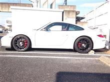 911 (クーペ)RAYS VOLK RACING VOLK RACING G12 Center Lock for Porscheの全体画像