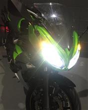 Ninja400CURE(キュア) LEDバルブ ノーザンライツ H7 30Wの全体画像