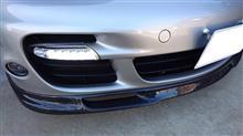 911 (クーペ)GruppeM フロントリップスポイラーの単体画像