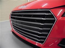 TT ロードスターUS AUDI アウディ純正品 US TTS 8S(FV)フロントラジエーターグリルの単体画像