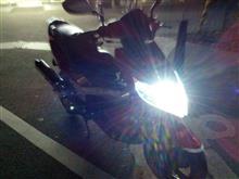 Alloro125無名 20w 直流 LEDの全体画像