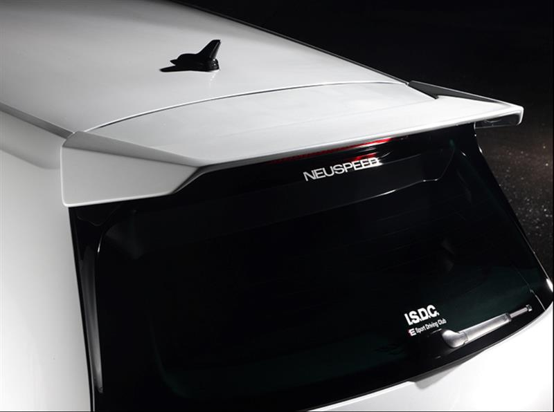 ISHIKAWA ENGINEERING iSWEEP iSWEEP GOLF7 ROOF WING EXTENSION
