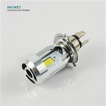 グラストラッカーメーカー・ブランド不明 LEDヘッドライトバルブ(e-auto fun バイクライト ホワイト H4 HS1 2000ルーメン 12V40W DC専用 ×2SMDM440W2LEDH4W)の単体画像