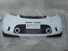 i-MiEV三菱自動車(純正) アイミーブ ROARフロントバンパーの単体画像