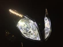 JOYMAX250iSphere Light 20W  RIZING LED 5500K H4 Hi/Loの単体画像