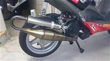 SR125ウィンドジャマーズ レーシングチャンバーキットの単体画像