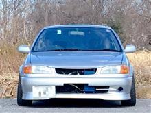 カローラトヨタ(純正) フロントリップスポイラーの全体画像