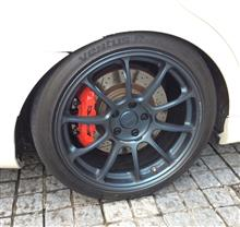 C63 Perfomance PackageRAYS VOLK RACING ZE40の全体画像