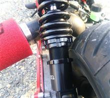 ズーマーATR Low Stans Rear Shockの全体画像