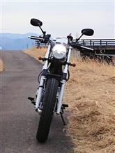 CB223Se-auto fun e-auto fun バイク用LEDヘッドライト Hi/Lo切り替えタイプ ホワイトの全体画像