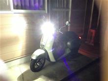 ジョルノクレア不明 バイク用HIDキット 【PH11】 35W 薄型バラスト 6000Kの単体画像