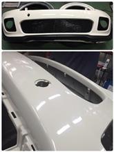 BMW MINI(純正) JCWフロントバンパー