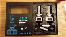 eKスペースメーカー不明 LED 4発 片側4000lmの単体画像