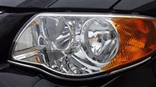 グランドボイジャークライスラー(純正) ヘッドライト 2012年製の全体画像