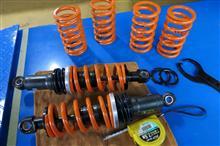 エリーゼKing Log Garage ULTIME 減衰調整式車高調キットの単体画像