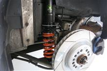 エリーゼKing Log Garage ULTIME 減衰調整式車高調キットの全体画像