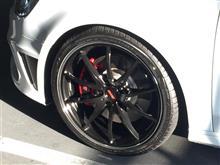 S3 スポーツバック (ハッチバック)RAYS VOLK RACING VOLK RACING G25の単体画像