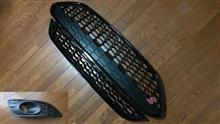 フィエスタヨーロッパフォード(純正) Sports Radiator Grillの単体画像