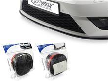 ゴルフ (ハッチバック)RDX RACEDESIGN フロントリップスポイラーの全体画像