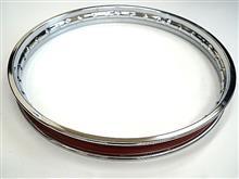 CB50メーカー・ブランド不明 鉄リム メッキの単体画像