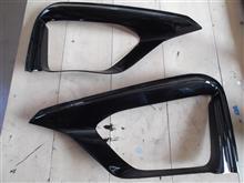 フィット3 ハイブリッドメーカー・ブランド不明 フロントフォグランプ ガーニッシュ の単体画像