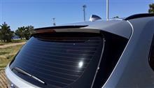X5プラグインハイブリッドBMW(純正) BMW Performance リアルーフスポイラーの単体画像