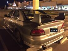 ギャラン三菱自動車(純正) ランサーエボリューションⅤ 純正リアウィングの単体画像