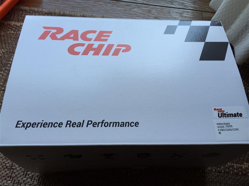 RaceChip RaceChip Ultimate のパーツレビュー   Cクラス