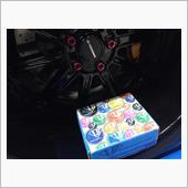LBパフォーマンス / リバティーウォーク LB★Original Color Nut M12×P1.25