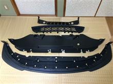 マスタング クーペFordRacing BOSS 302 FRONT SPLITTER KIT の単体画像
