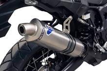 CRF1000L アフリカツインtermignoni Ehaust mufflerの単体画像