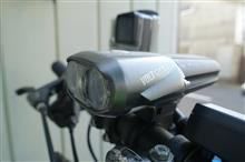 PAS Brace XL 2014CATEYE ライトHL-EL1000RC(VOLT1200)の単体画像