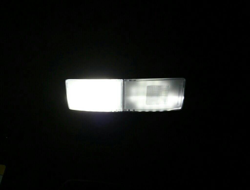 Fcl. LEDルームランプ