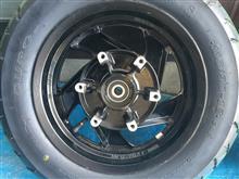 マジェスティ250ヤマハ純正 5連メーター用の単体画像