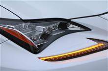 RCハイブリッドレクサス(純正) 3眼ヘッドライトの単体画像