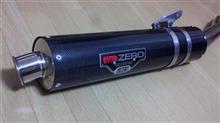 RF400モリワキ ZERO カーボンの単体画像