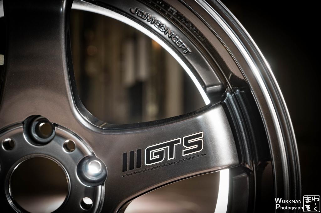 WORK GT5(GT FIVE)