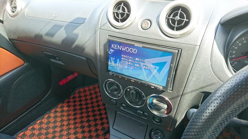 KENWOOD 彩速 MDV-Z701