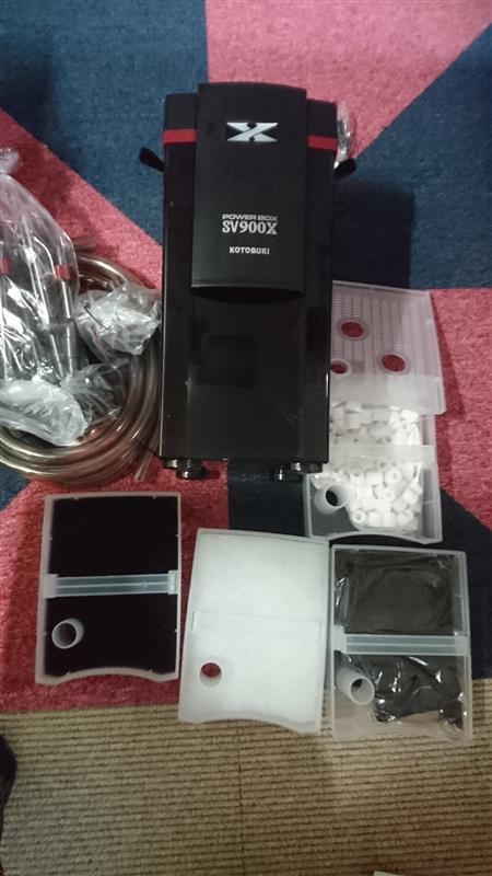 kotobuki コトブキ パワーボックスSV900X