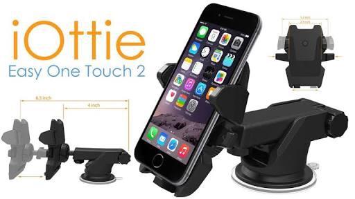 iOttie Car & Desk Mount Easy One Touch 2