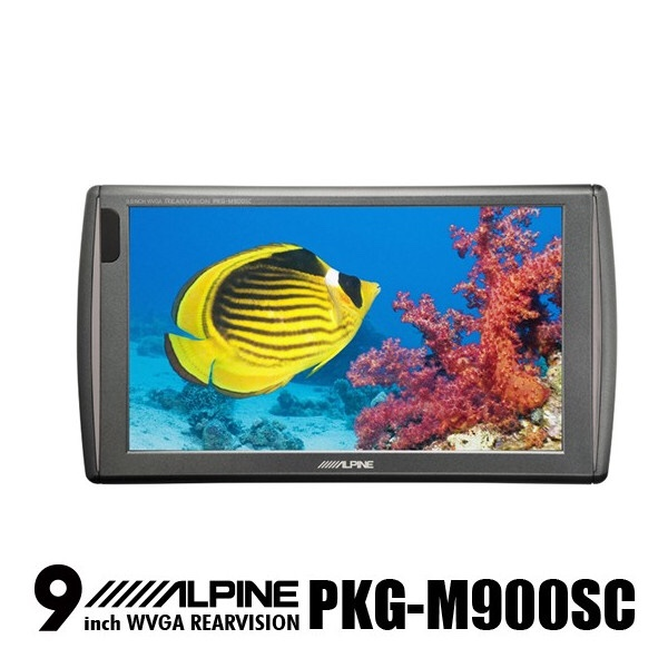 ALPINE PKG-M900SC