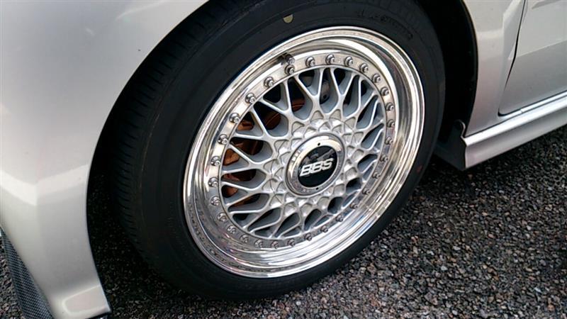 BBS RS 15インチ 6J