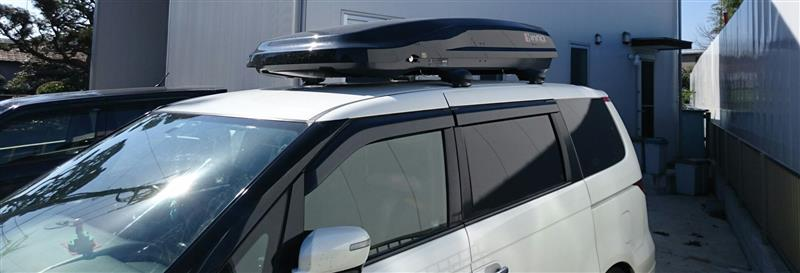 CAR MATE / カーメイト inno リッジトランク