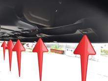 マークIIワゴントヨタ純正 GX71クレスタ用フロントリップの全体画像