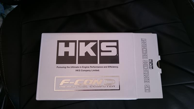 HKS F-CON D