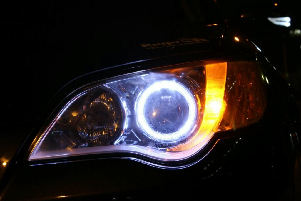 メーカー不明 T10 LED アンバー