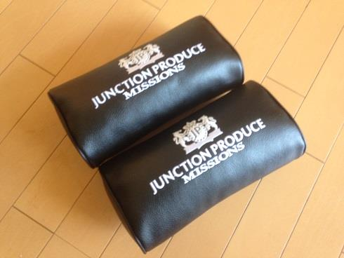 JUNCTION PRODUCE MISSIONS MISSIONS ネックパッド