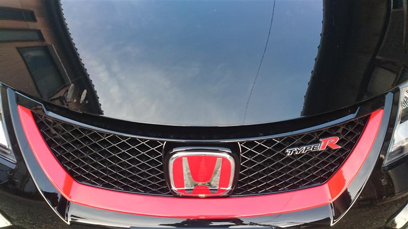 Modulo / Honda Access フロントグリル