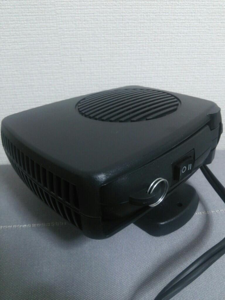 不明 セラミックヒーター 12V